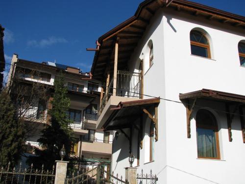 Accommodation in Rila