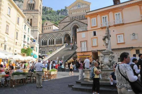 La Piazzetta, Pension in Amalfi