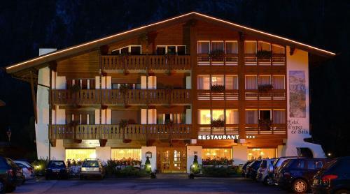 Hotel Crepes de Sela - Campitello di Fassa