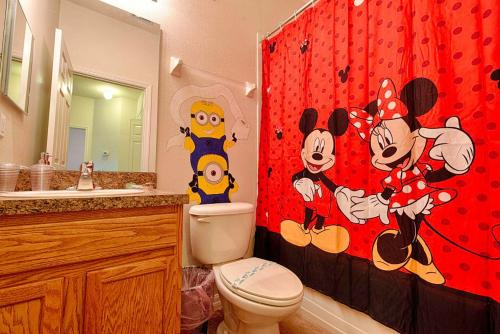 Mickey Family Vacation Home - Kissimmee, FL 34747