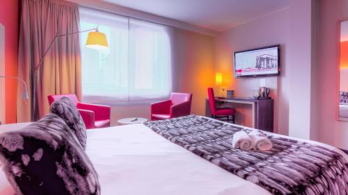 Hotel-overnachting met je hond in Hotel & Aparthotel Alize Mouscron - Mouscron