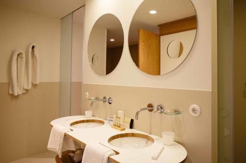 Superior Suite mit Gartenblick  - Einzelnutzung Echaurren Hotel Gastronómico 1