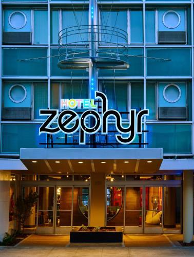 Hotel Zephyr San Francisco impression