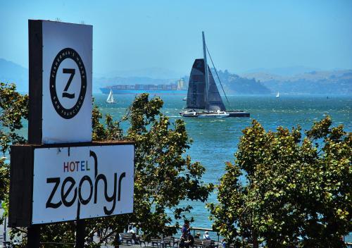 Hotel Zephyr San Francisco photo 15