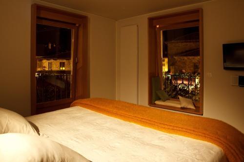 Junior Suite with Garden View - single occupancy Echaurren Hotel Gastronómico 4