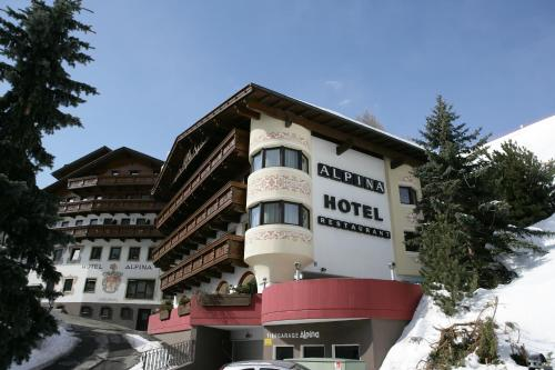 Hotel Alpina Solden - Adults Only