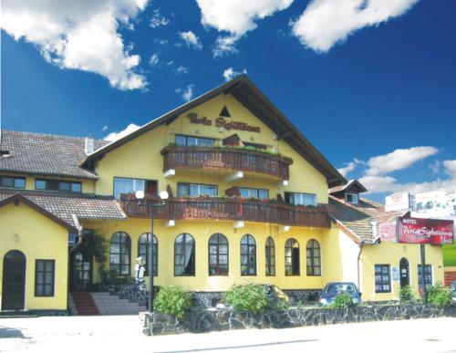 . Motel Perla Sigheteana