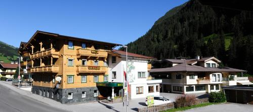 Hotel Garni Forelle Lanersbach-Tux