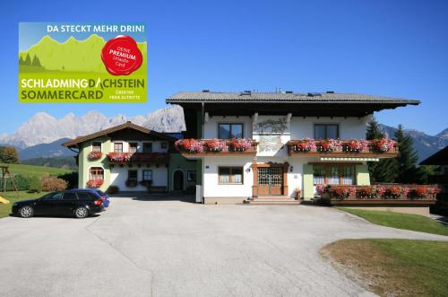 Wellness-Pension Jagahütt'n Schladming