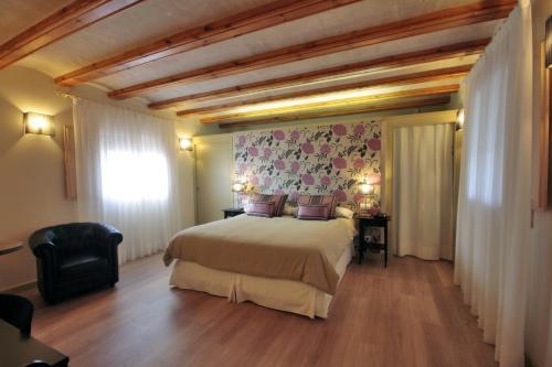 Superior Doppel- oder Zweibettzimmer mit Gartenblick Hotel El Convent 1613 57