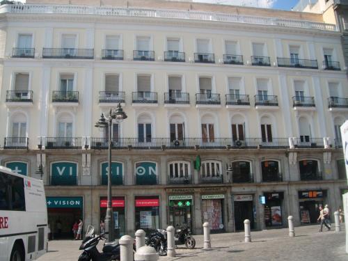 Puerta del Sol Rooms Hovedfoto