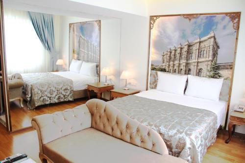 Istanbul Elite Marmara Bosphorus&Suites odalar