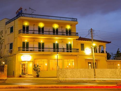 Aegli Hotel Foto principale