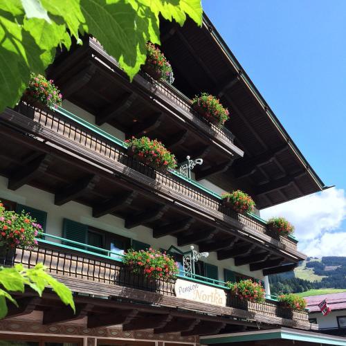 Pension Norika - Accommodation - Saalbach Hinterglemm