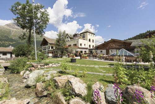 Hotel Bellavista - Silvaplana