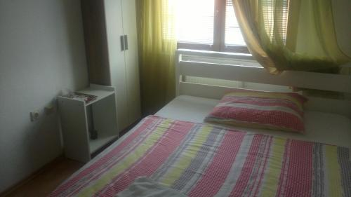 Cameră twin cu baie (Twin Room with Bathroom)