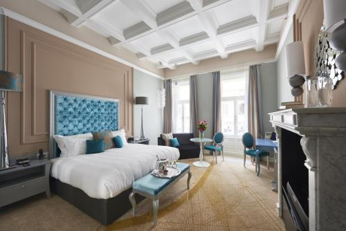 Aria Hotel Budapest by Library Hotel Collection ΦΩΤΟΓΡΑΦΙΕΣ ΔΩΜΑΤΙΩΝ