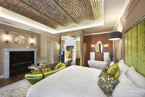 Aria Hotel Budapest by Library Hotel Collection photo 84