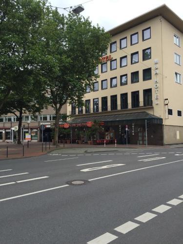 M&A Cityhotel Hildesheim Pääkuva