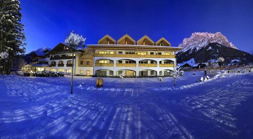 Hotel Alpen Residence Ehrwald
