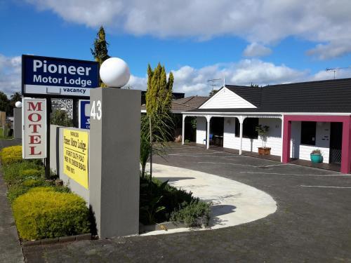 Фото отеля Papakura Pioneer Motor Lodge & Motel