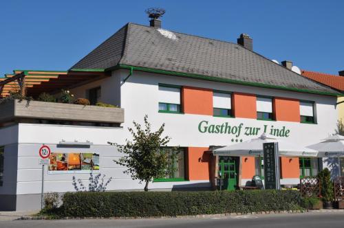 Фото отеля Gasthof zur Linde