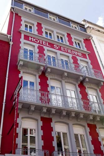 Hôtel Saint Etienne - Hôtel - Lourdes