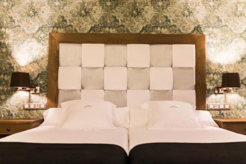 Deluxe Double or Twin Room with Spa Bath Pazo da Pena Manzaneda 4