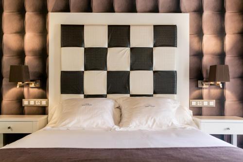Habitación Doble - 1 o 2 camas Pazo da Pena Manzaneda 11