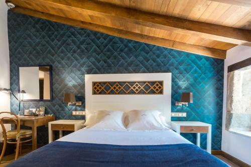 Habitación Doble - 1 o 2 camas Pazo da Pena Manzaneda 8