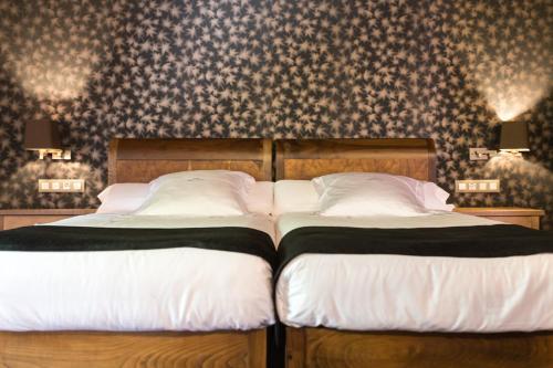 Habitación Doble - 1 o 2 camas Pazo da Pena Manzaneda 2
