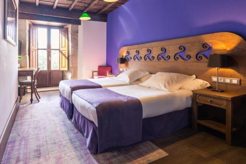 Double or Twin Room Pazo da Pena Manzaneda 5