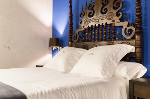 Habitación Doble Deluxe - 1 o 2 camas Pazo da Pena Manzaneda 5