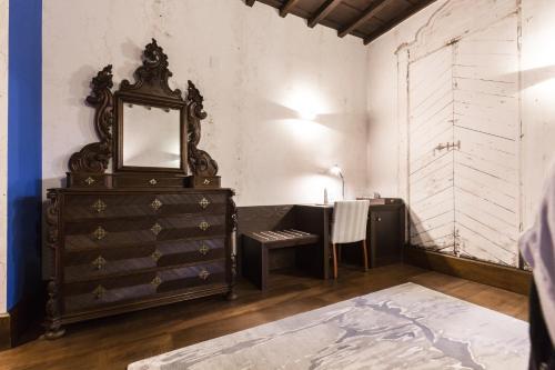 Habitación Doble Deluxe - 1 o 2 camas Pazo da Pena Manzaneda 7