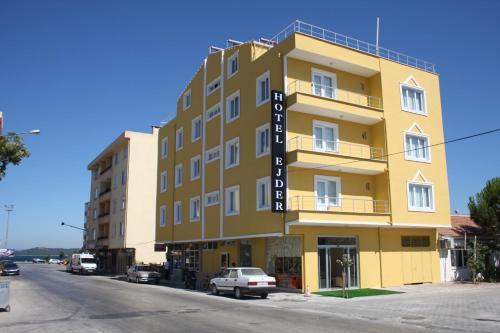 Eceabat Hotel Ejder telefon