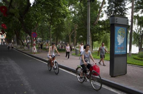 21 Hang Khay Street, Hoan Kiem District, Hanoi, Vietnam.