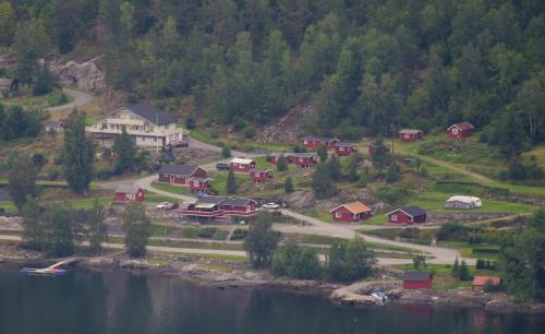 Hotel-overnachting met je hond in Viking Camping og Kro - Innvik