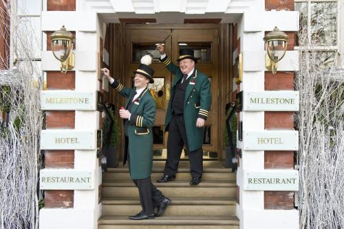 Milestone Hotel Kensington photo 56
