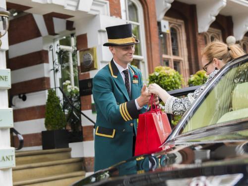 Milestone Hotel Kensington photo 58