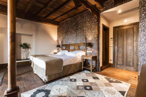 Habitación Doble Deluxe - 1 o 2 camas Pazo da Pena Manzaneda 10