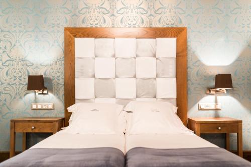Habitación Doble Deluxe - 1 o 2 camas Pazo da Pena Manzaneda 13