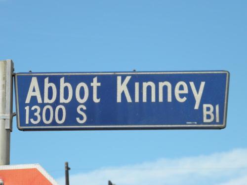 Abbot Kinney Apartment