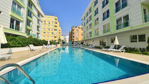 Antalya The Suites odalar