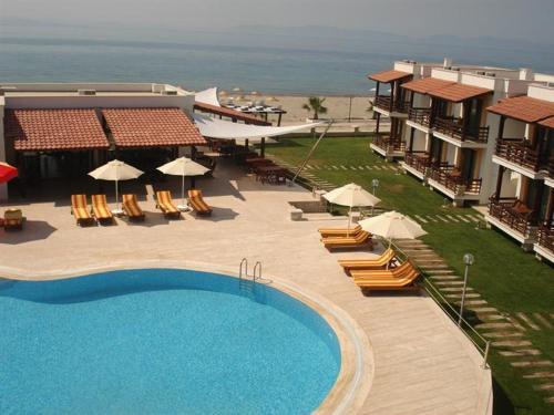 Oren Hotel Silvanus rezervasyon
