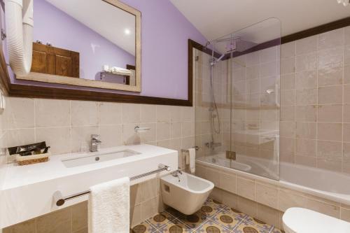 Basic Double Room Pazo da Pena Manzaneda 9