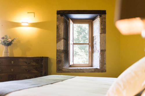 Habitación Doble Deluxe - 1 o 2 camas Pazo da Pena Manzaneda 3