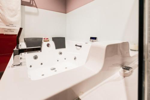 Deluxe Double or Twin Room with Spa Bath Pazo da Pena Manzaneda 8