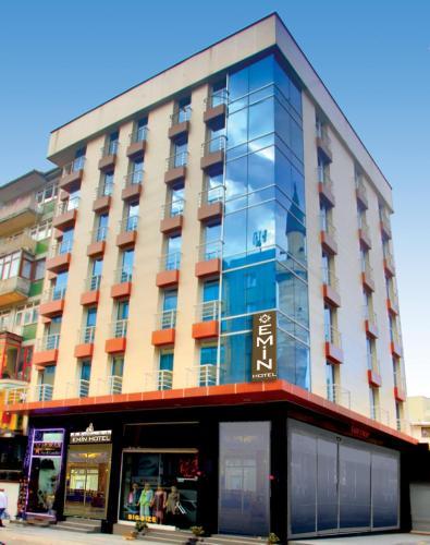 Istanbul Laleli Emin Hotel telefon