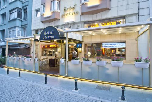 Istanbul Eterno Al Sham Hotel tatil