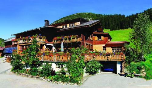 Biobauernhof Gehrnerhof am Arlberg Warth